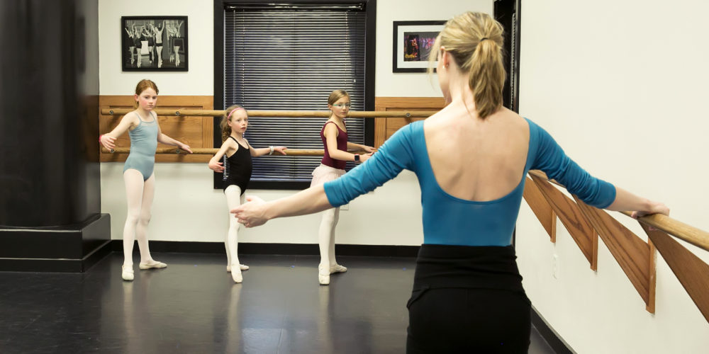 RMSA studio dance instruction