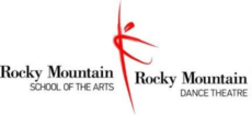 Rocky Mountain School of the Arts & Rocky Mountain Dance Theatre Logo