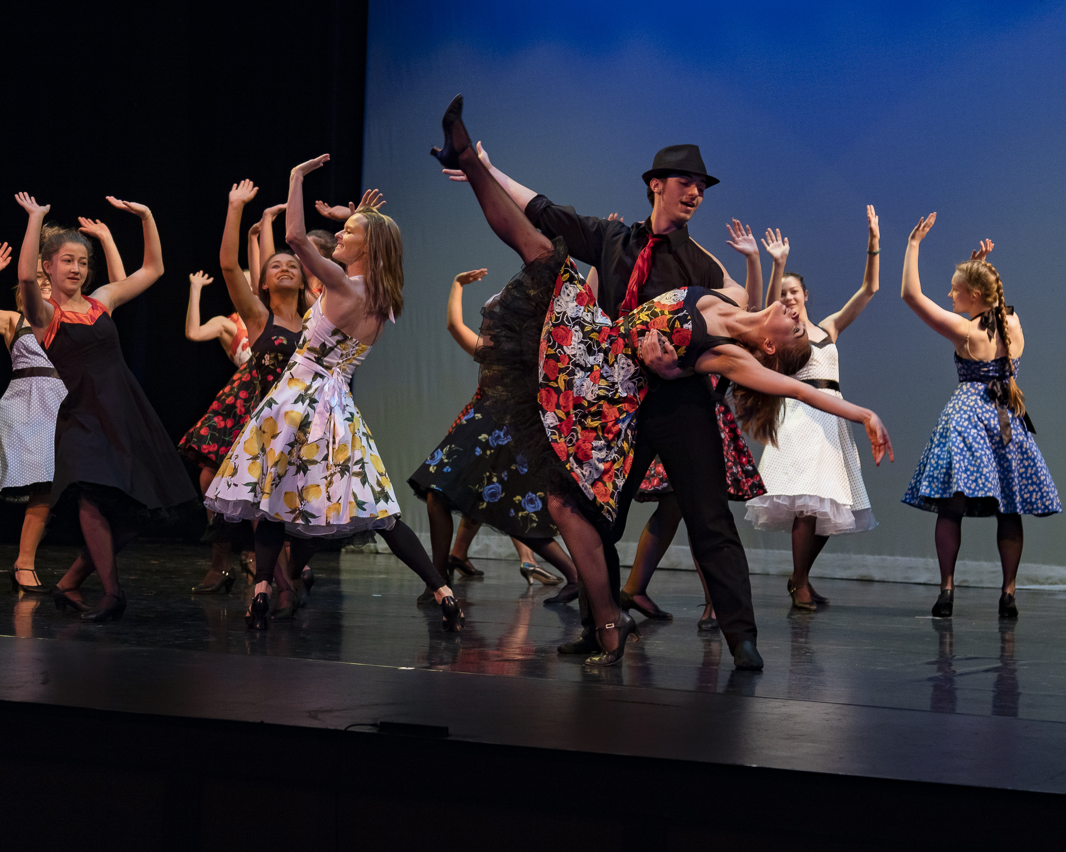 2018 Spring Production